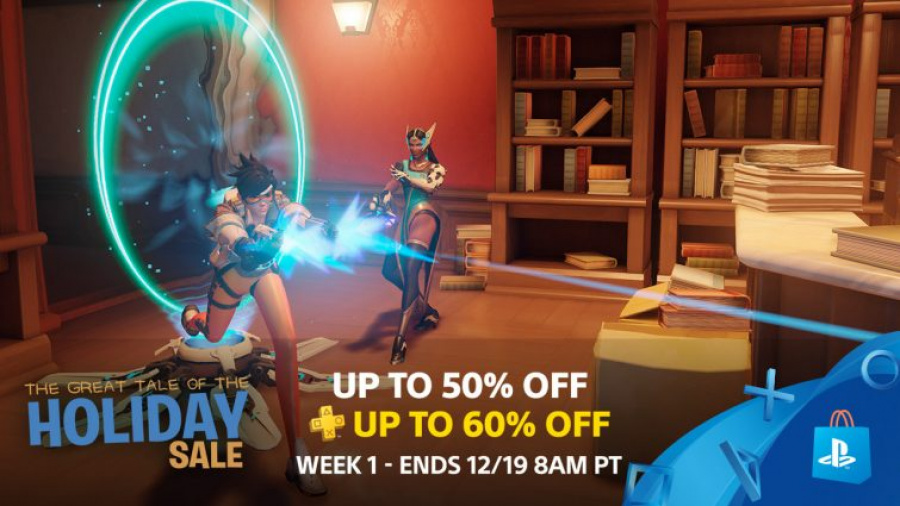North America PS Store Holiday Sale 1