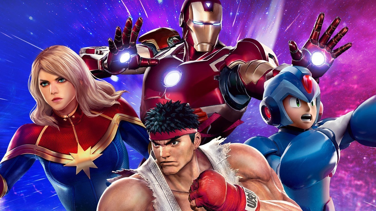 You Can Try Marvel vs. Capcom Infinite for Free This Weekend