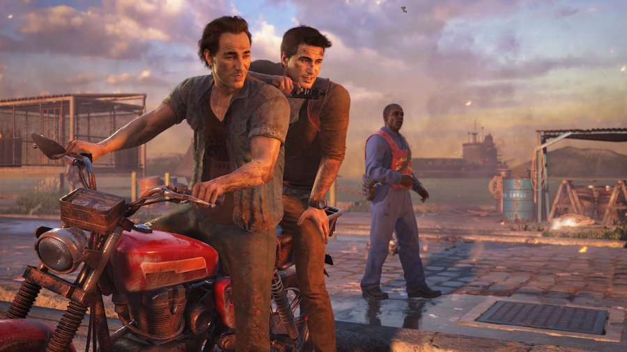 Uncharted PS4 PlayStation 4 1