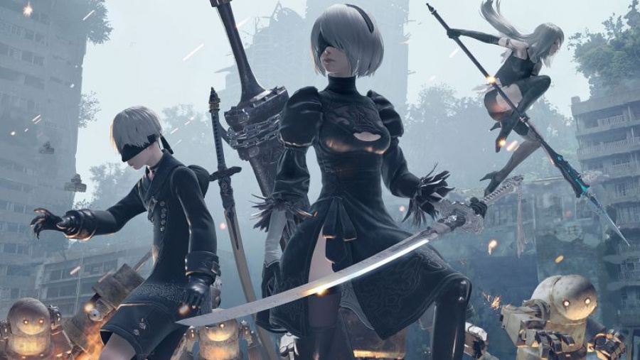 NieR Automata PS4 PlayStation 4 1