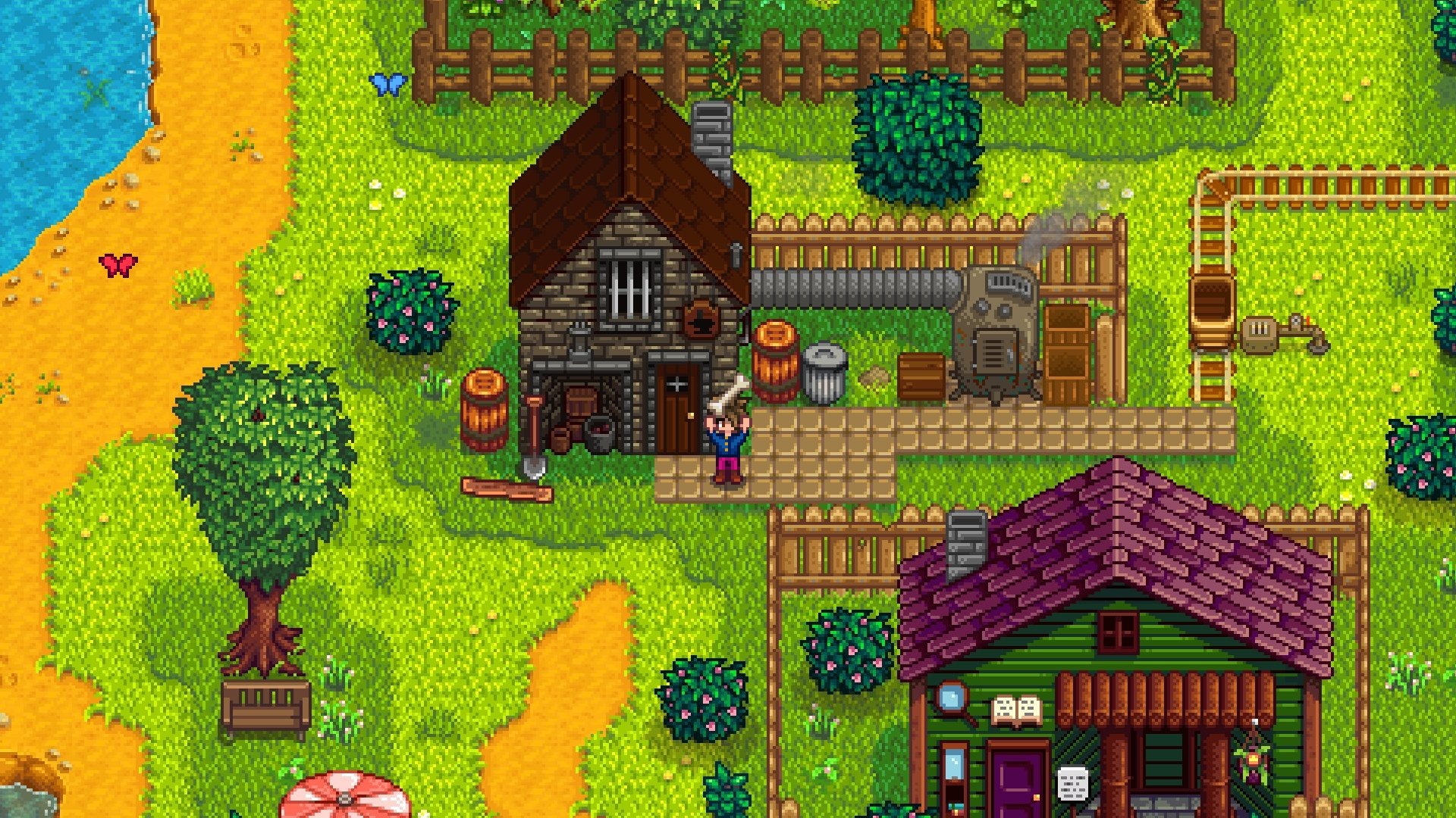 Stardew Valley Confirmed For PlayStation Vita, New Multiplayer Details