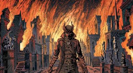 Bloodborne Comic 1