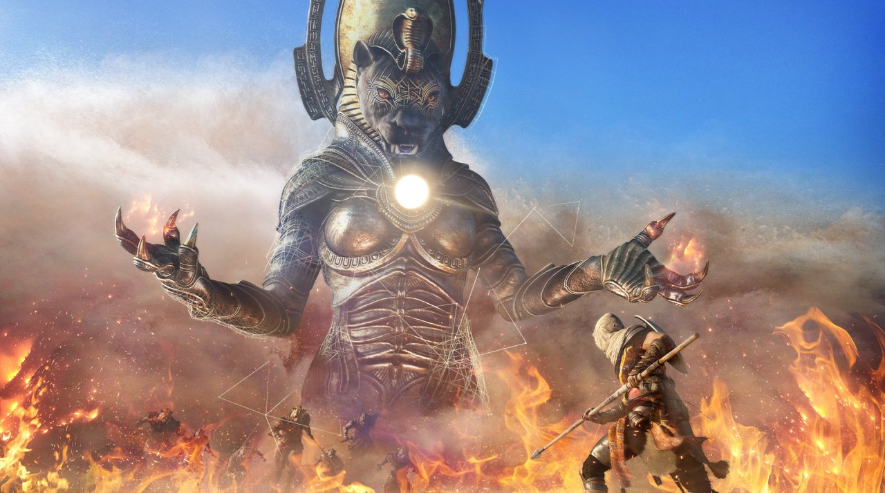 Assassin's Creed Origins New Game Plus Being 'Investigated ...