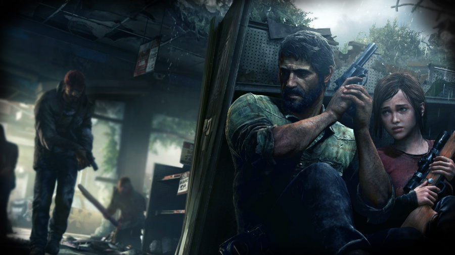 The Last of Us Remastered Best PS4 Games PlayStation 4