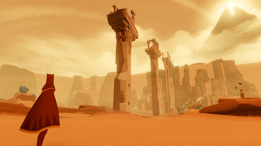 Journey Best PS4 Games PlayStation 4