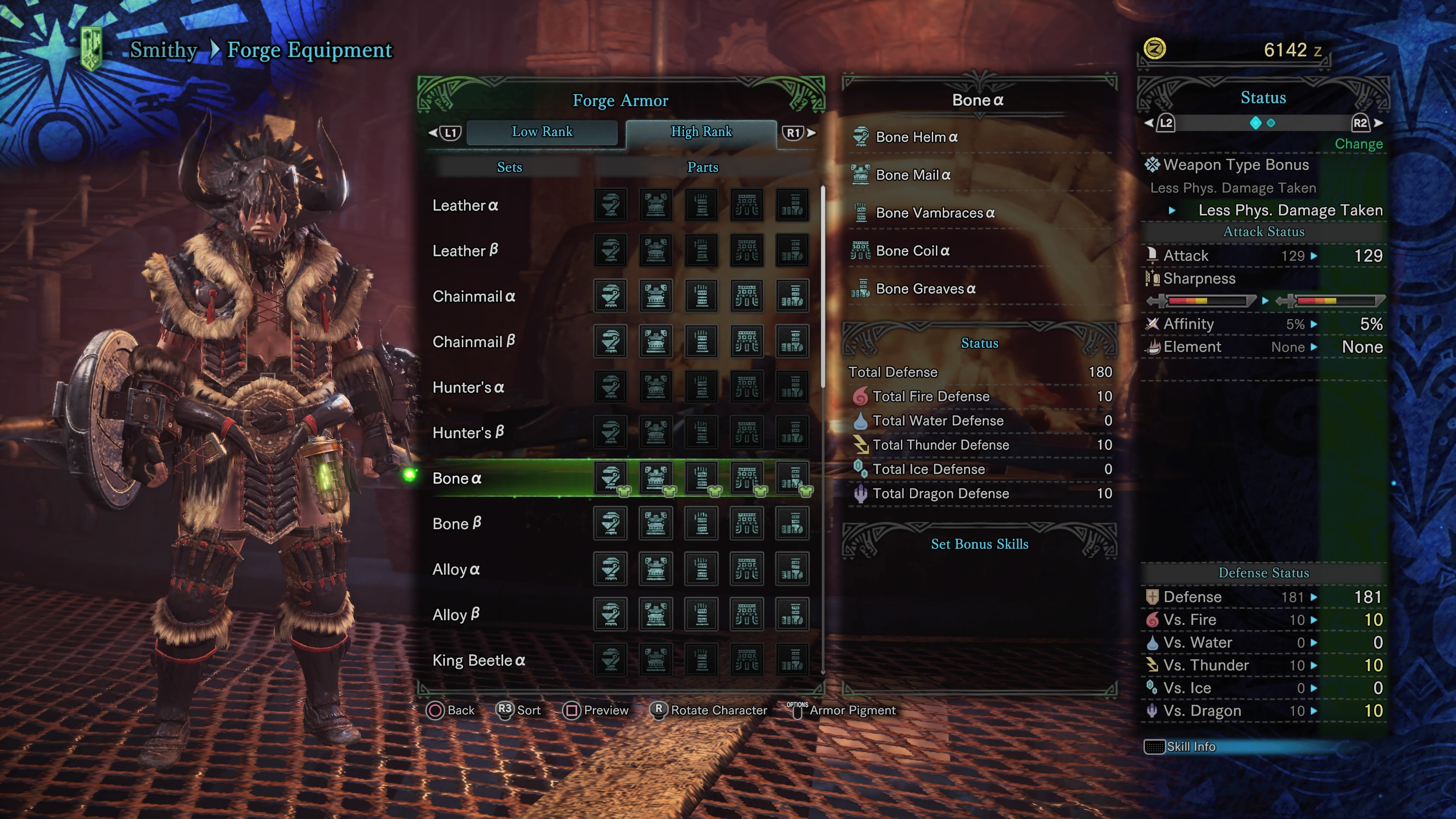 monster hunter world armor sets all high rank armor sets and how
