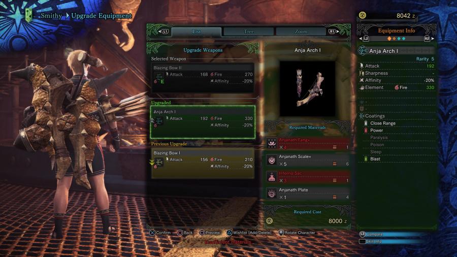 Monster Hunter World Bows Guide 9