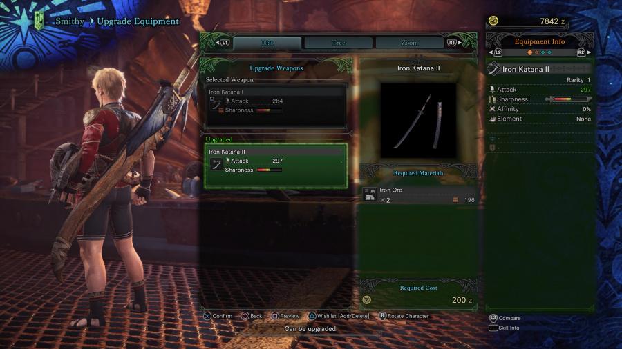 Monster Hunter World Long Sword Guide 11