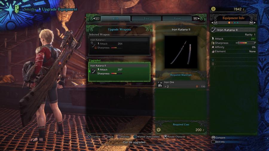 Monster Hunter World Long Sword Guide 14