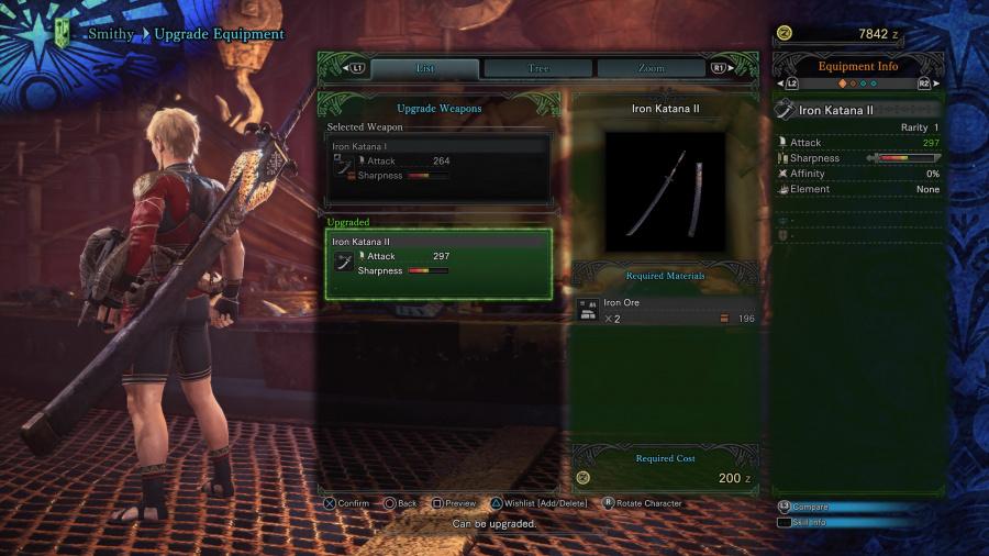 Monster Hunter World Long Sword Guide 3