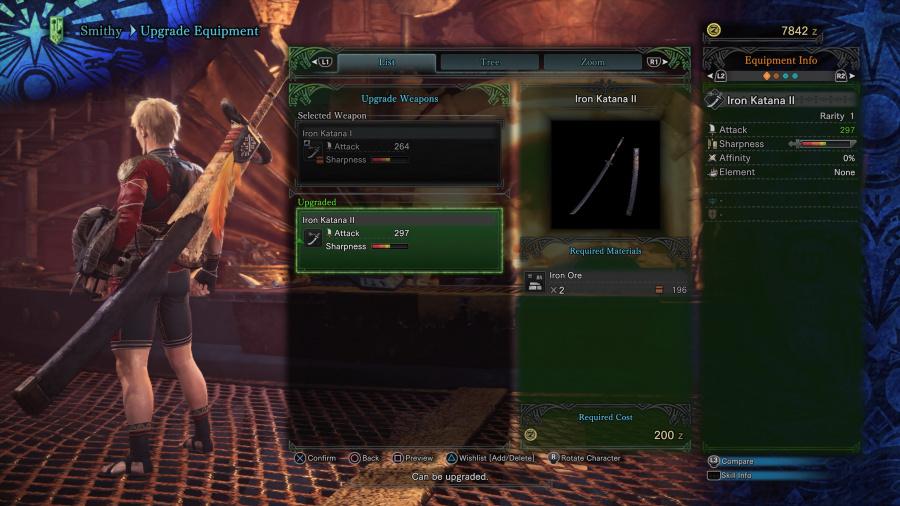 Monster Hunter World Long Sword Guide 4