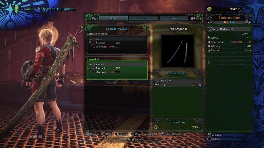 Monster Hunter World Long Sword Guide 5