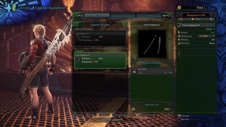 Monster Hunter World Long Sword Guide 10