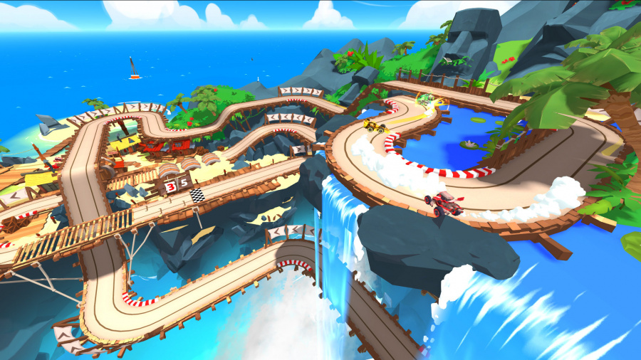 Tiny Trax The Best PS4 PlayStation 4 Racing Games