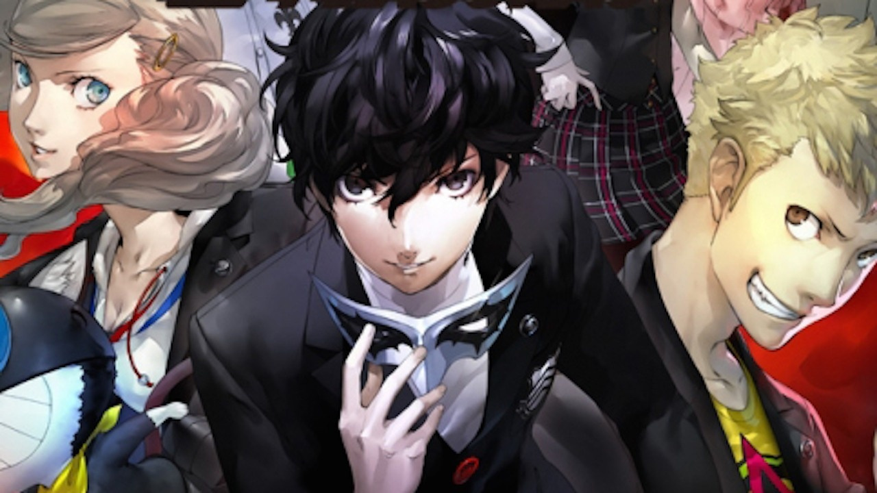 New Japanese Atlus survey gauging interest in Persona for Switch and more