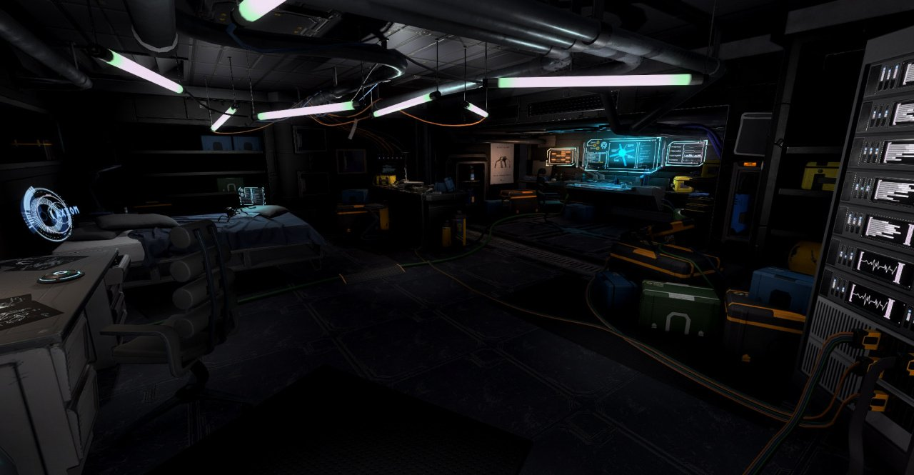 Ps4 Games Science Fiction : Sci fi mystery title the station launches next month on