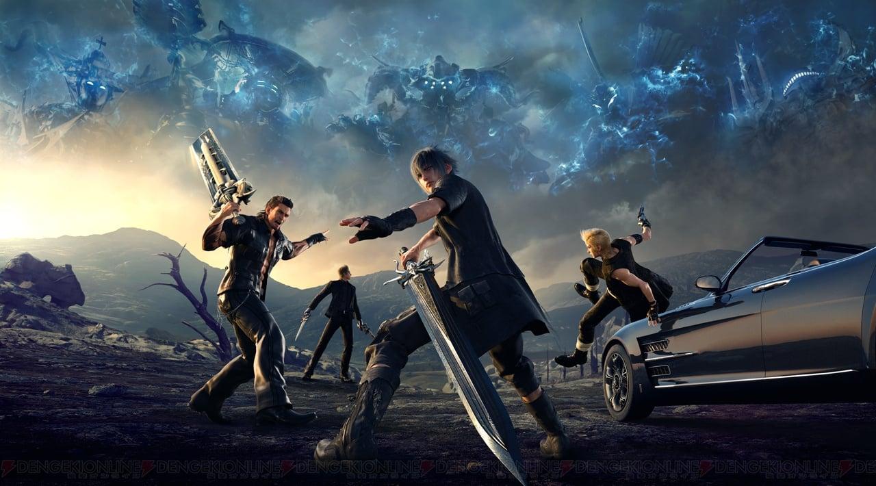 Final Fantasy XV Royal Edition spotted on ESRB
