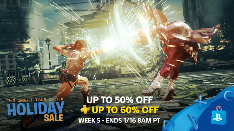 Sony Holiday Sale PS4 PlayStation 4 Store 1