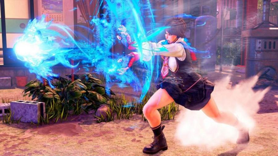 Sakura Street Fighter V PS4 PlayStation 4 1