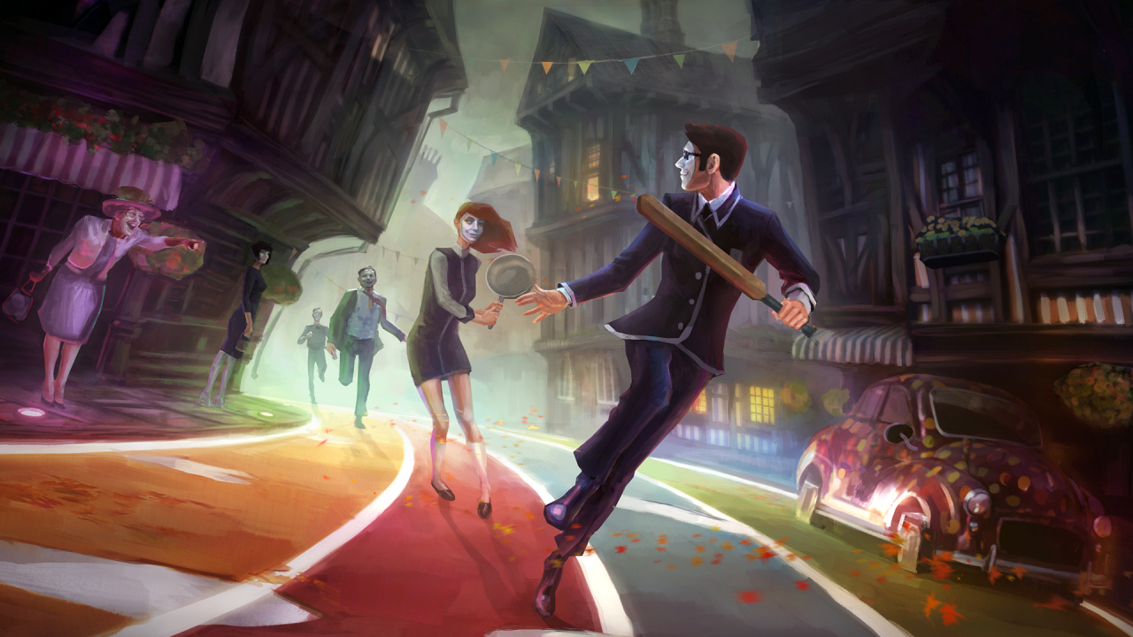 We Happy Few Delayed Until Summer 2018; New Playable Character Sally Unveiled