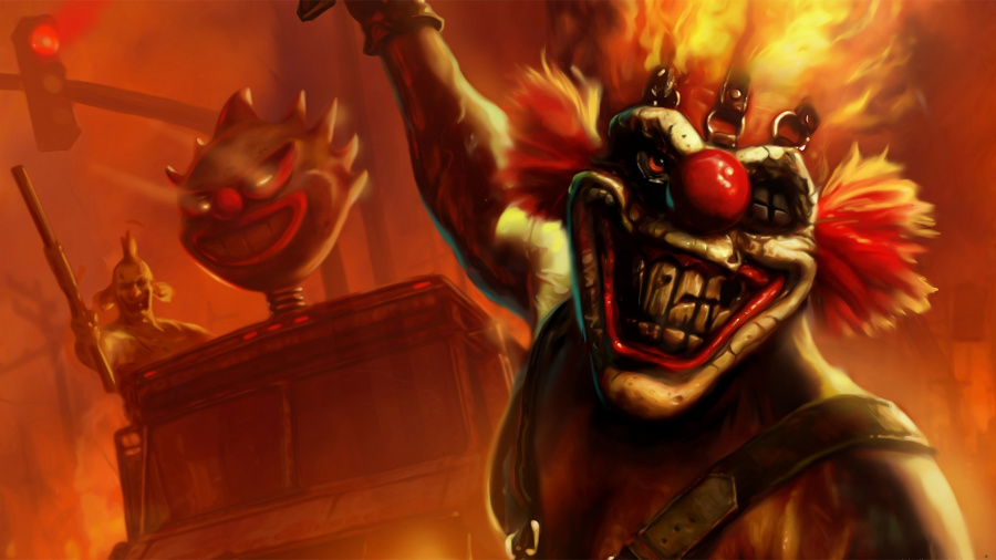Twisted Metal PS4 PlayStation 4 1