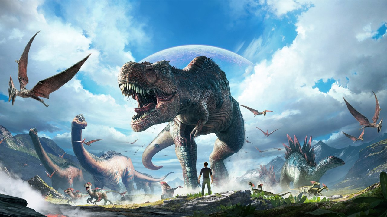 ARK Park, the Survival Evolved VR offshoot, will release this March