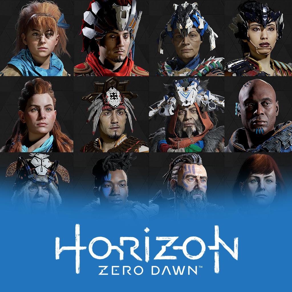 Avatar Cast Members: Celebrate Horizon: Zero Dawn's Anniversary With Free Theme