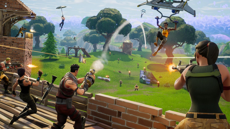 Fortnite Battle Royale PS4 PlayStation 4 1