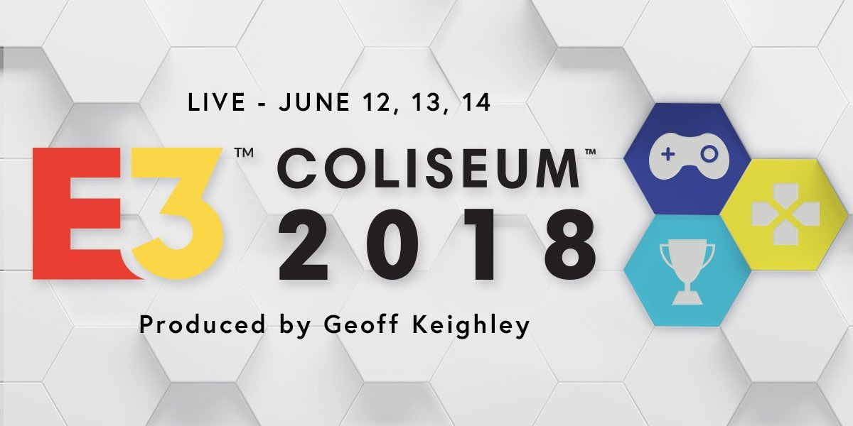 E3 2018 Tickets Will Go on Sale Next Week