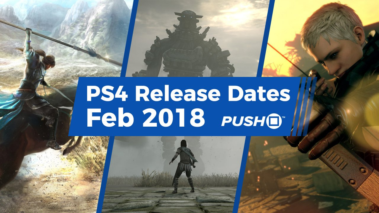 Ps4 Games That Are Releasing : New ps games releasing in february guide push square