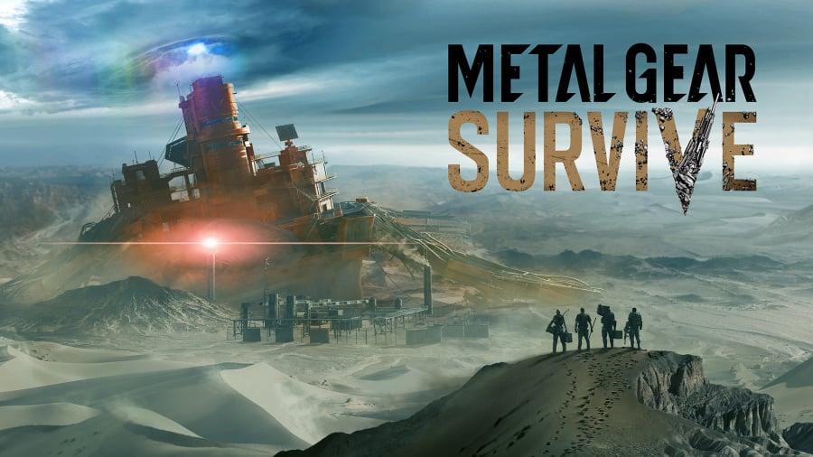 Metal Gear Survive PS4 PlayStation 4 Sony 1