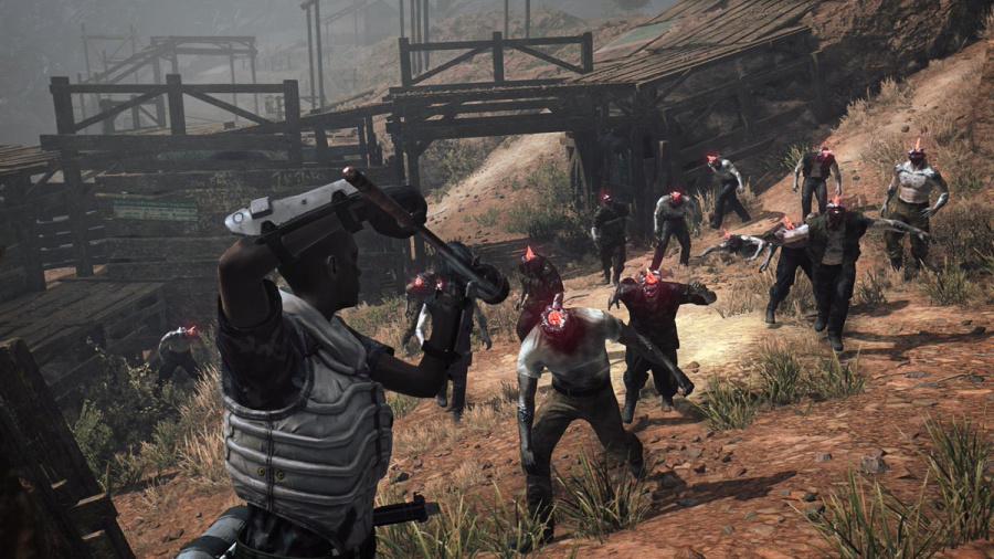 Metal Gear Survive PS4 PlayStation 4 Sony 2