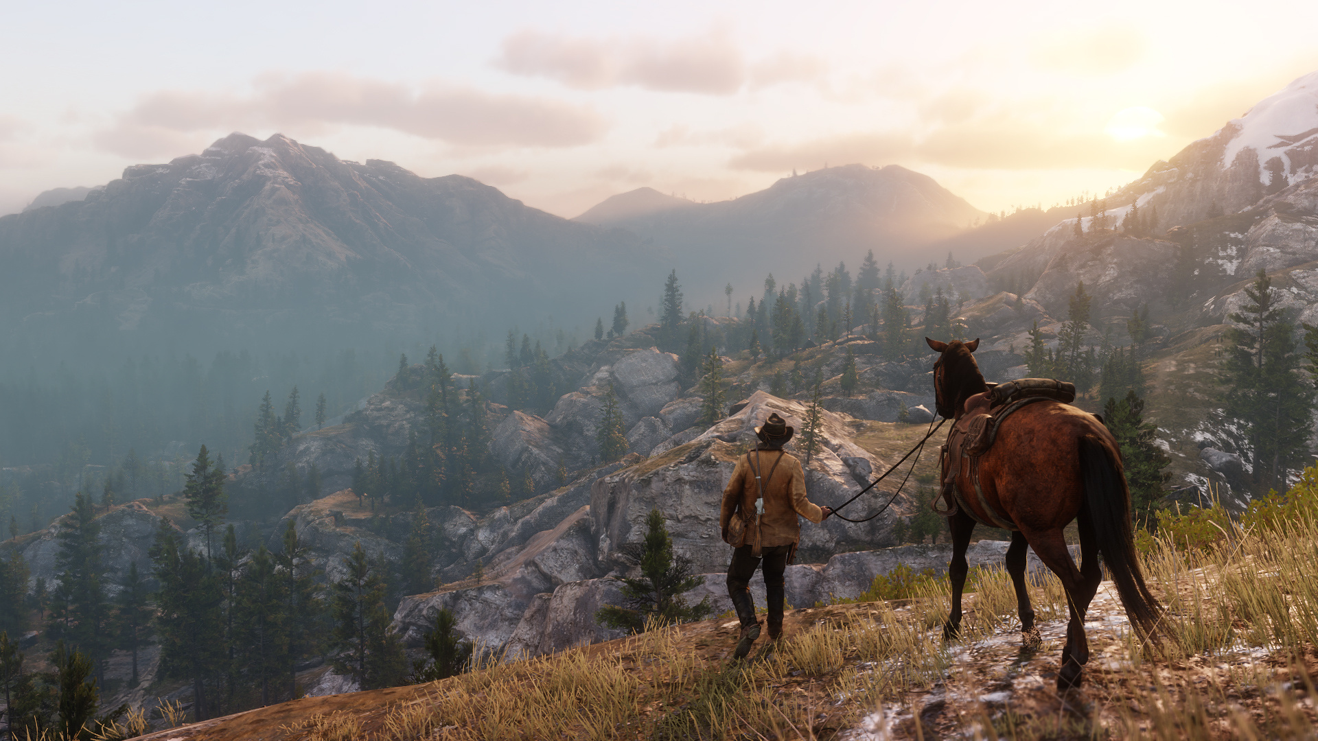 New red dead redemption 2 screenshots look downright for New best pic