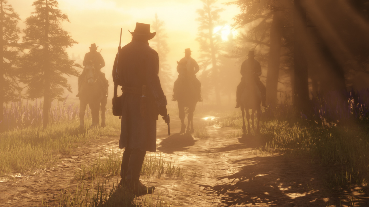 Red Dead Redemption 2 Delayed Again, Coming In October