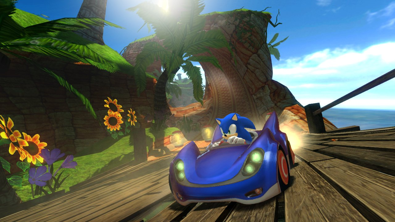 New Sonic Game For Ps4 : Rumour could a new sonic racing game be sega s big