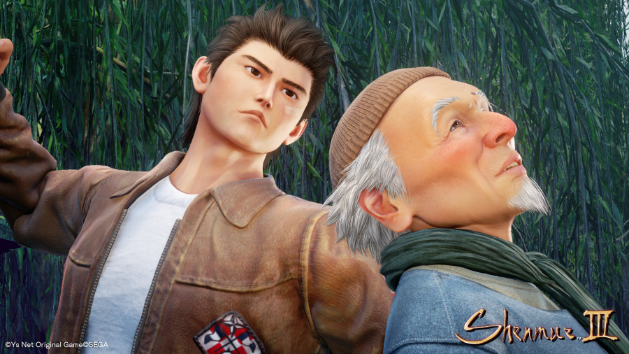 Shenmue III 3 PS4 PlayStation 4 1
