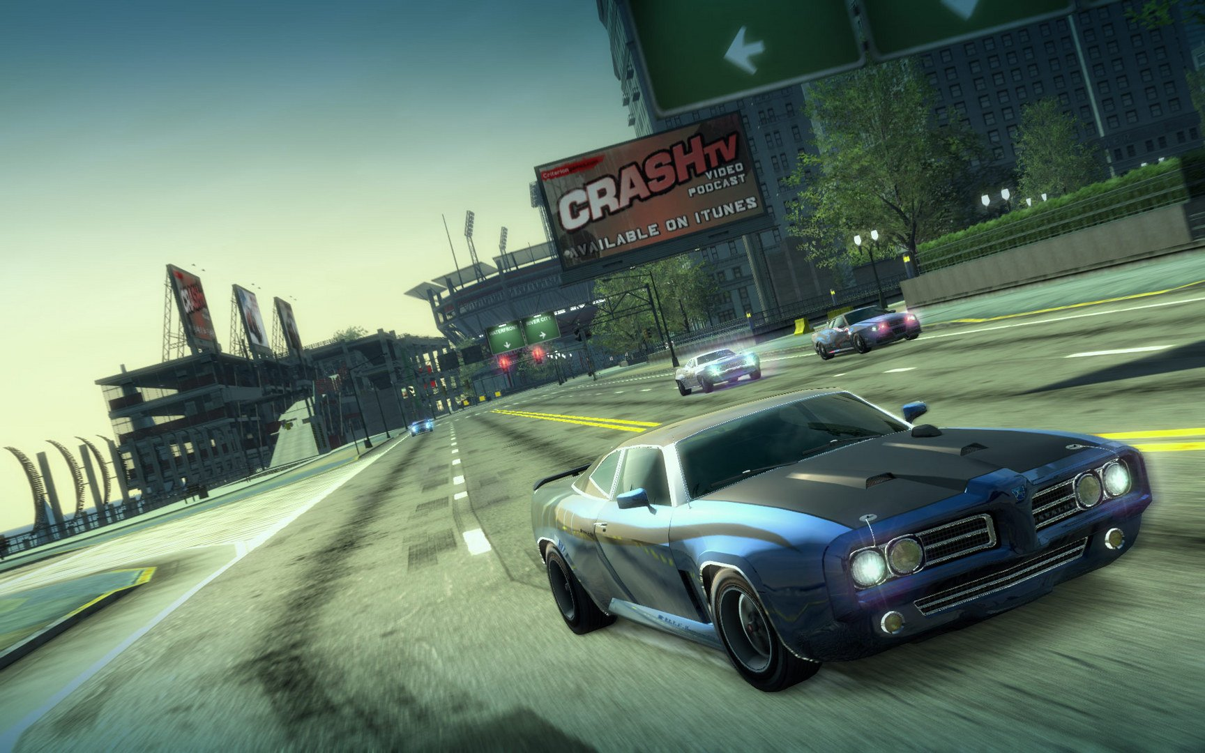 Burnout Paradise Remastered is coming to PS4 and Xbox One in March