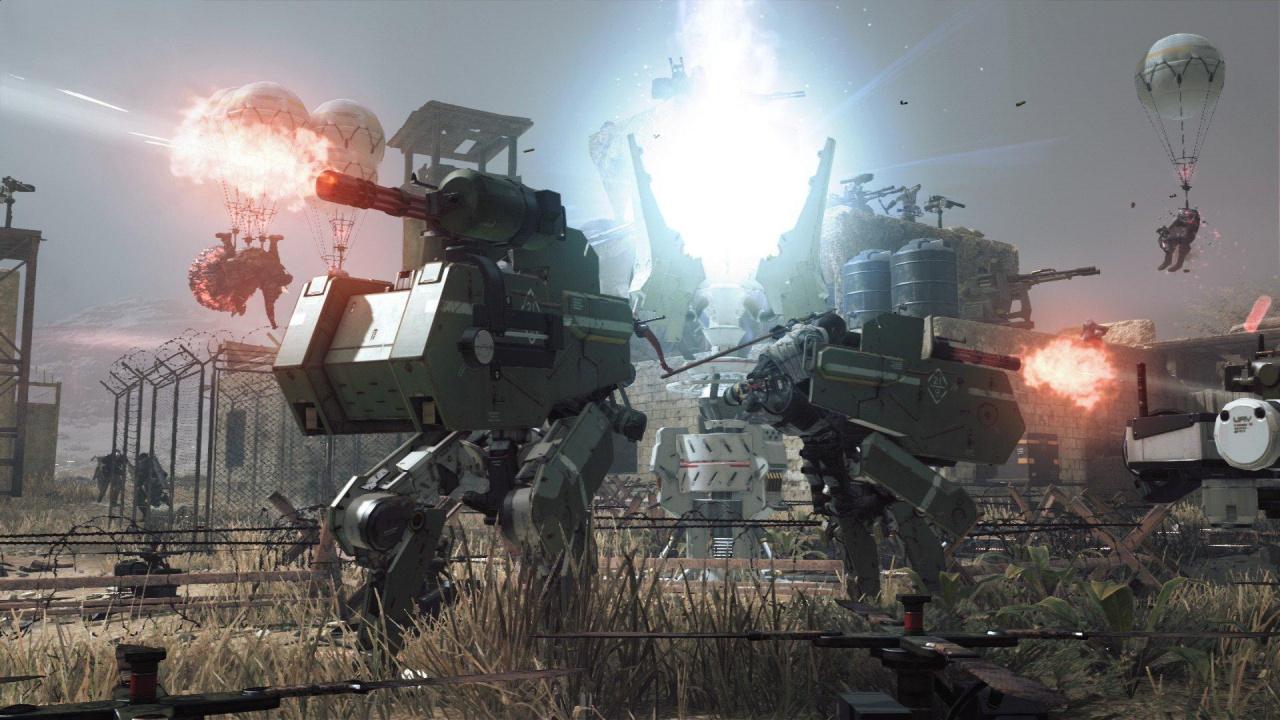 Metal Gear Survive Struggles in UK Week One Sales Charts