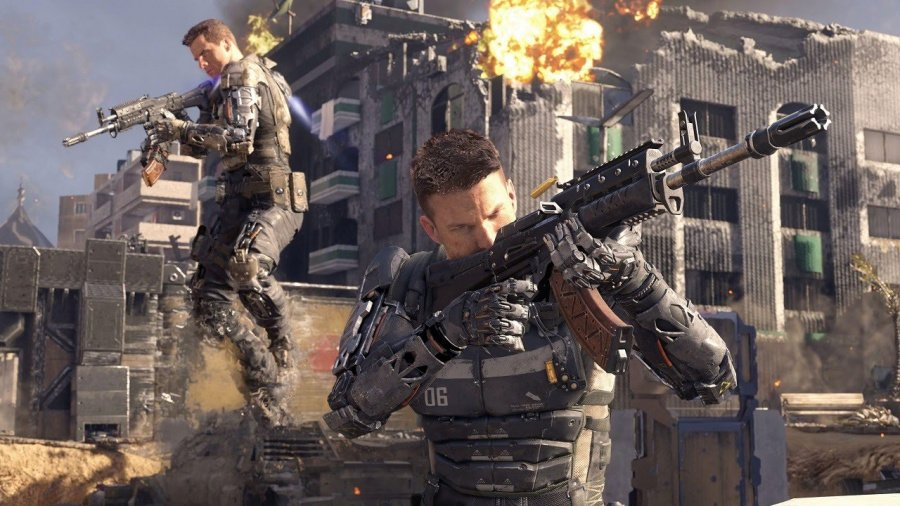Call of Duty: Black Ops 4 PS4 PlayStation 4 1