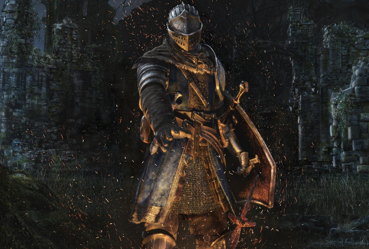 A Dark Souls Amiibo Is Coming So Praise The Sun