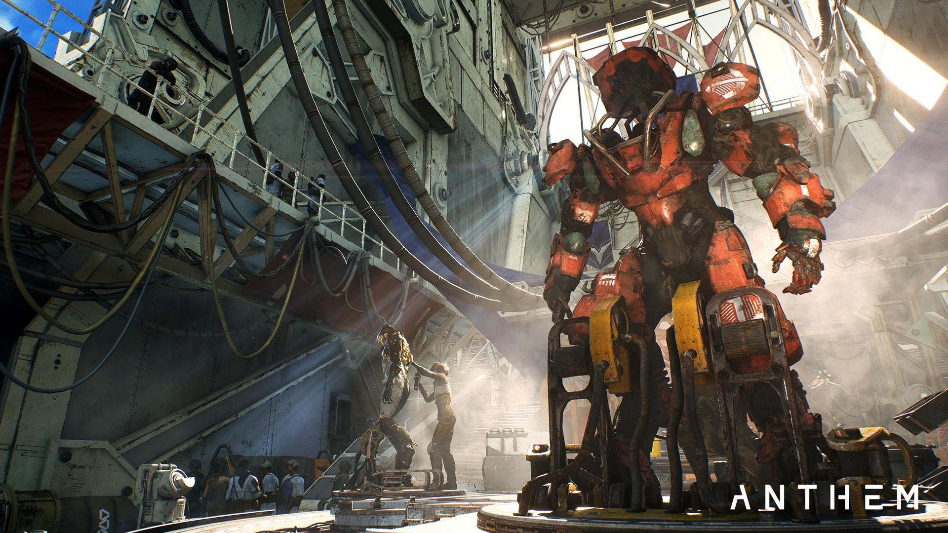 Image result for anthem bioware 2018