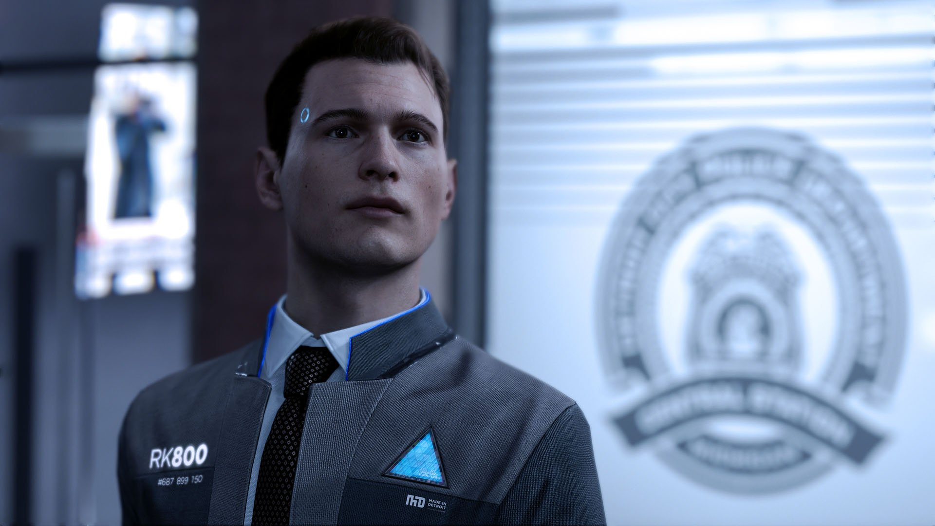 Get To Know The Actors Behind Detroit Become Human S Central