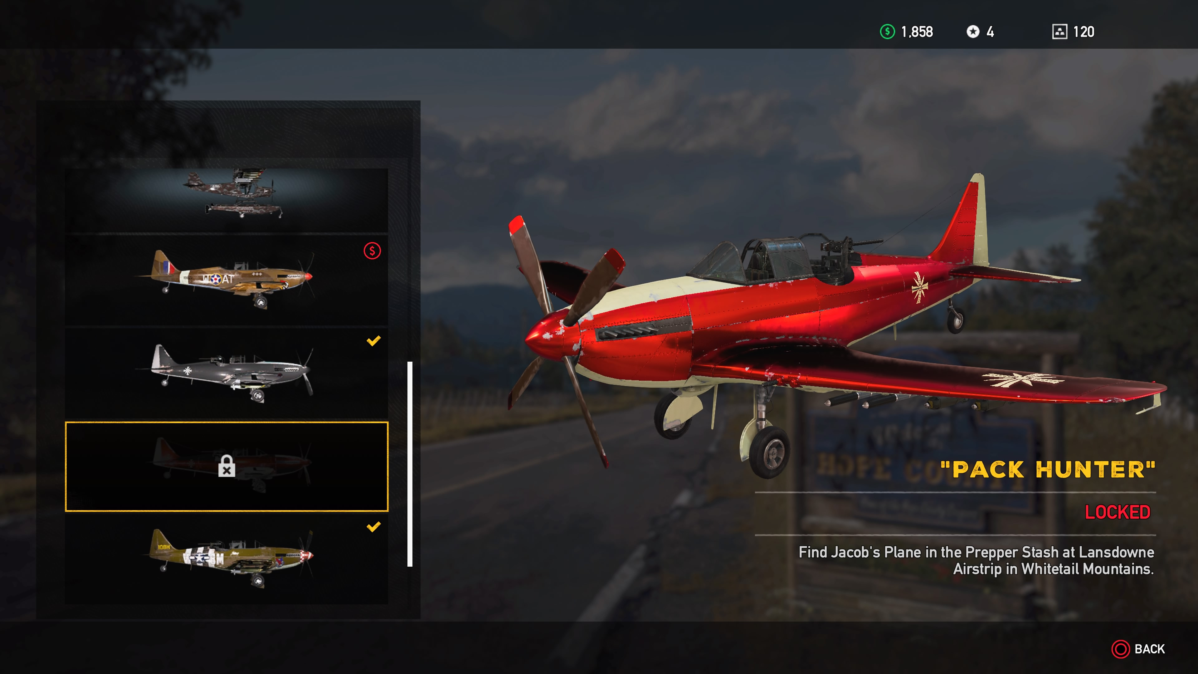 Far Cry 5 Aircraft and Watercraft List - Guide - Push Square