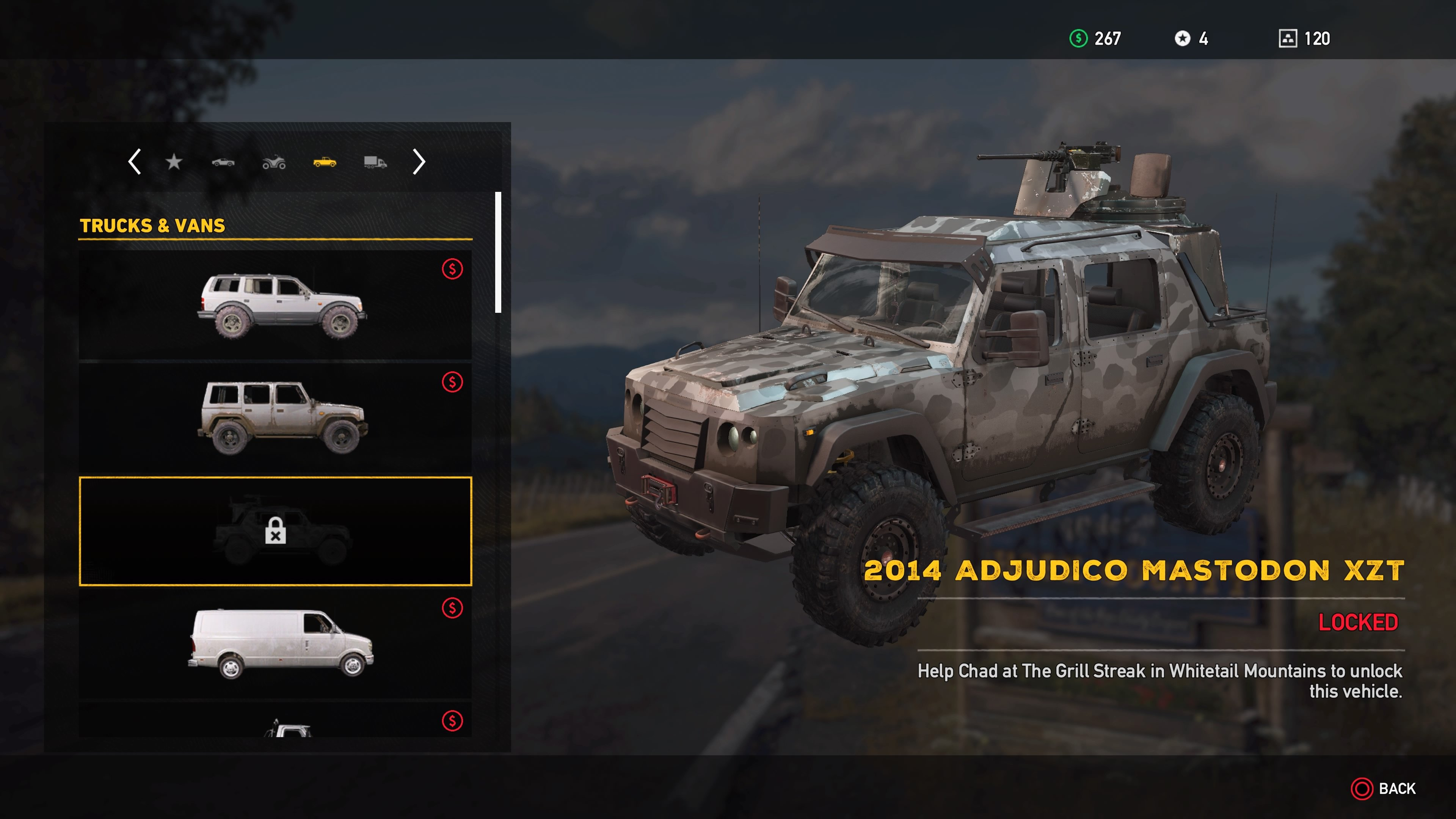 Game With Cars And Guns