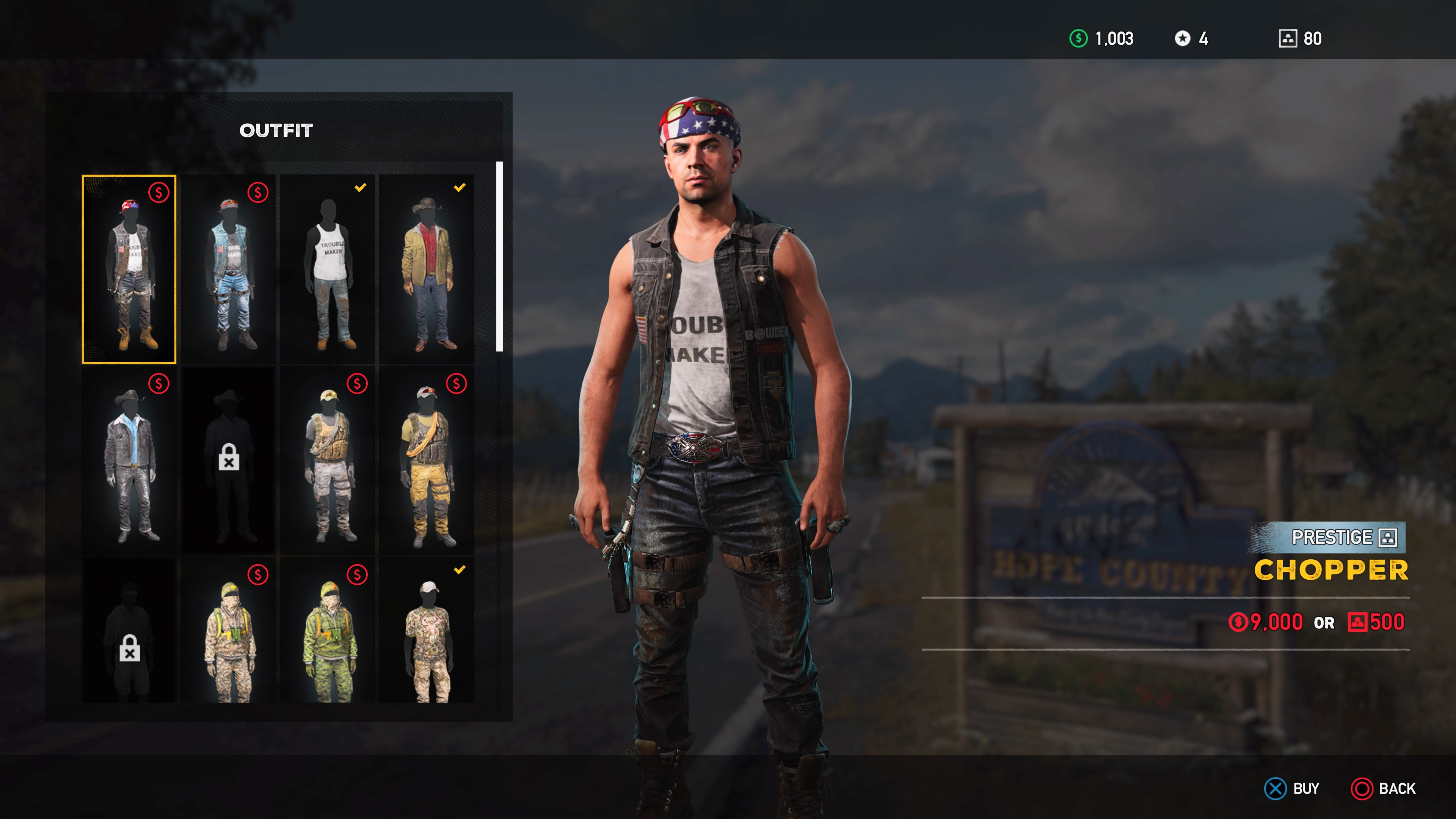 Far Cry 5 Clothes List: All Unlockable Outfits, Upper and
