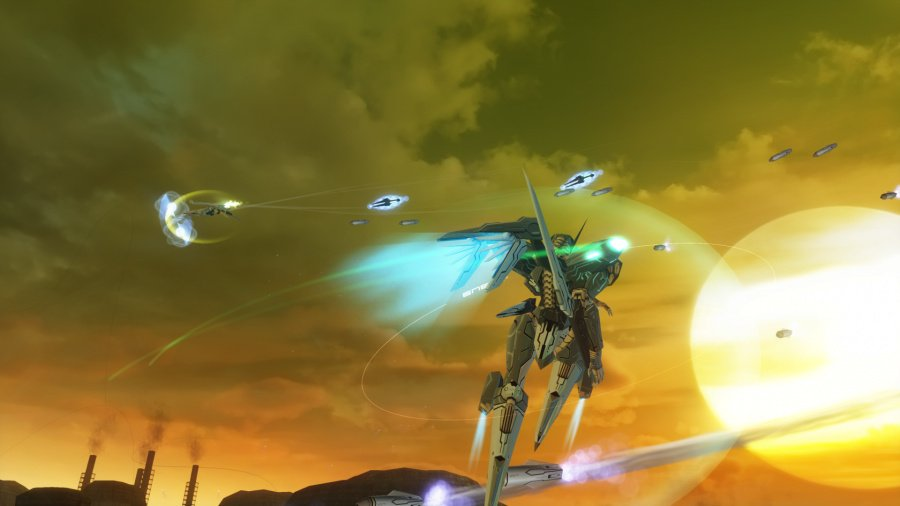 Zone of the Enders Upcoming PSVR Games 2018 PlayStation VR