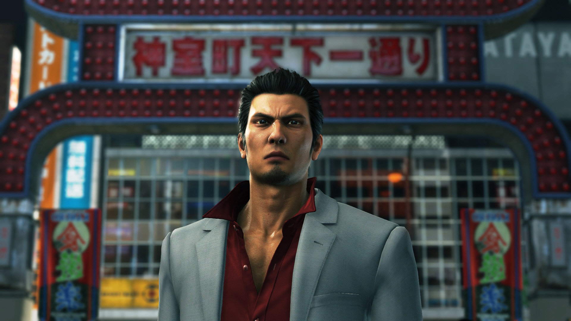 Image result for Yakuza 6 ps4
