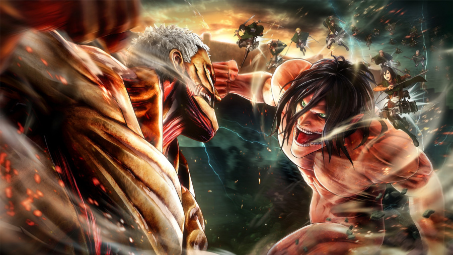 attack on titan 2 sales