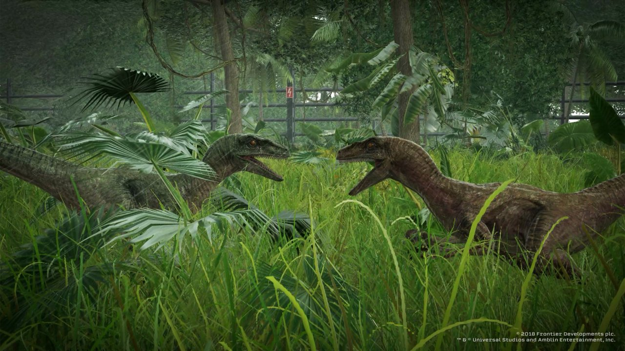 Jurassic World Evolution Stomps to PS4 in June - Push Square