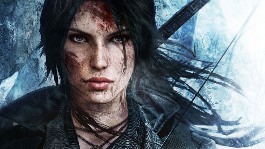 Lara Croft Steps Out of the Shadow of the Tomb Raider ...